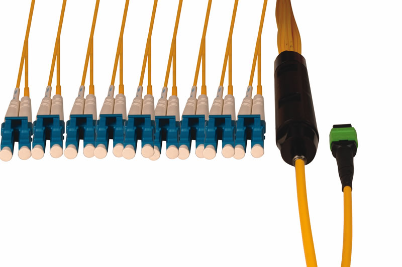 Siemon Fiber Optic Lightsystem Main Street Connections